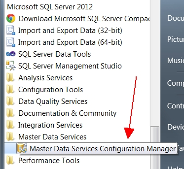MDS Config Manager