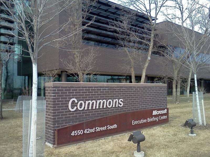 Microsoft Executive Briefing Center Fargo, ND